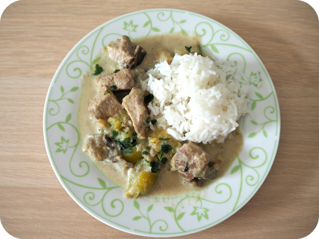 photo thai green curry 2