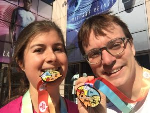 20km of Paris – Race recap part two
